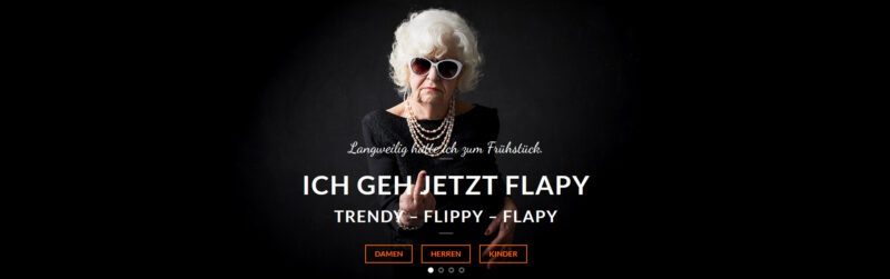 Flapy goes online